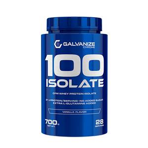 Bilde av  Galvanize 100 Isolate Vanilla 700 gram