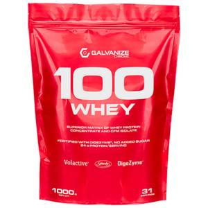 Bilde av Galvanize 100 Whey 1kg Strawberry Cream